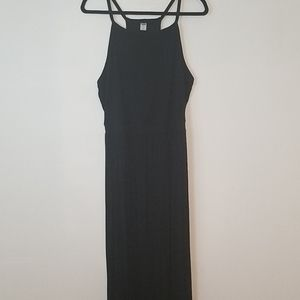 EUC Old Navy Long Racerback Jersey Dress